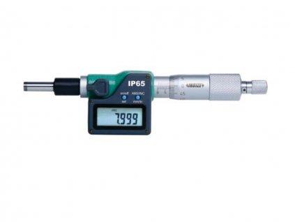 Digitální mikrometrická hlavice INSIZE 6353-25WS