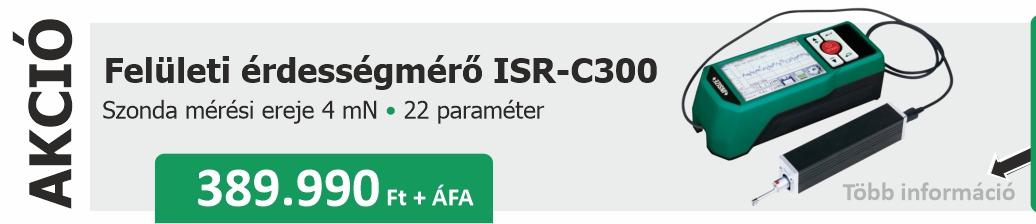 Felületi érdességmérő ISR-C300 - Insize