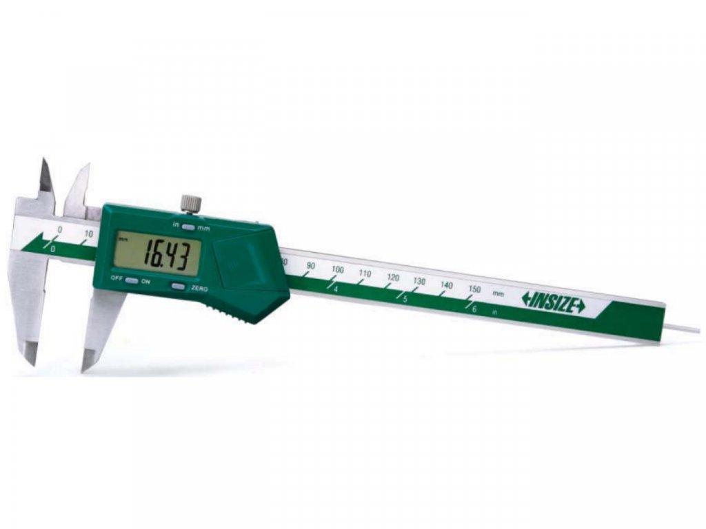 Insize-1119-150W-digitális-tolómérő-kerek-mélységmérővel