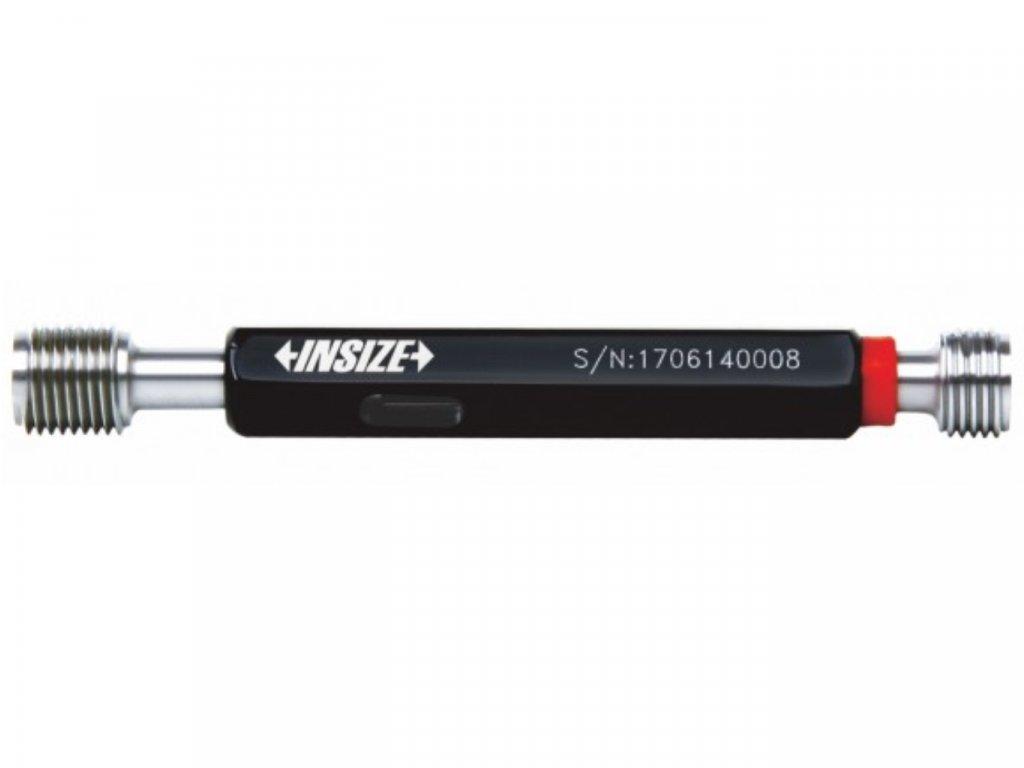 Metrikus, kétoldalú dugós idomszer, 6H, M3x0.5 mm - Insize