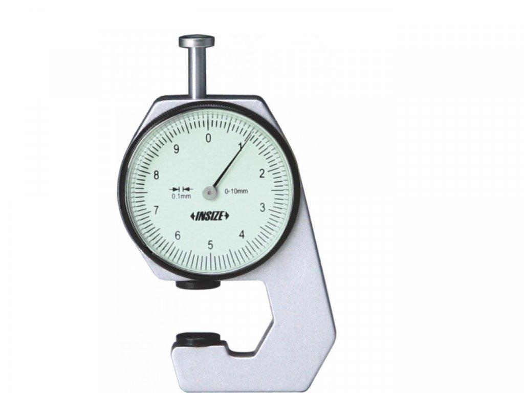 Insize-2361-10-analóg-laposhátú-vastagságmérő