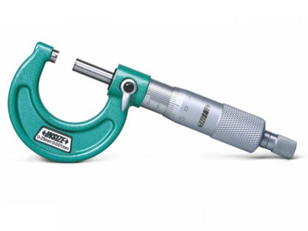 Insize-3210-25A-analóg-1µm-külső-mikrométer