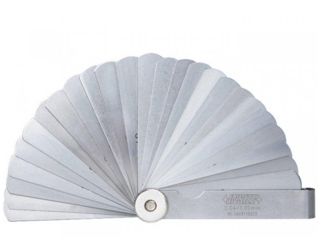 Insize-4601-25-hézagmérő-készlet