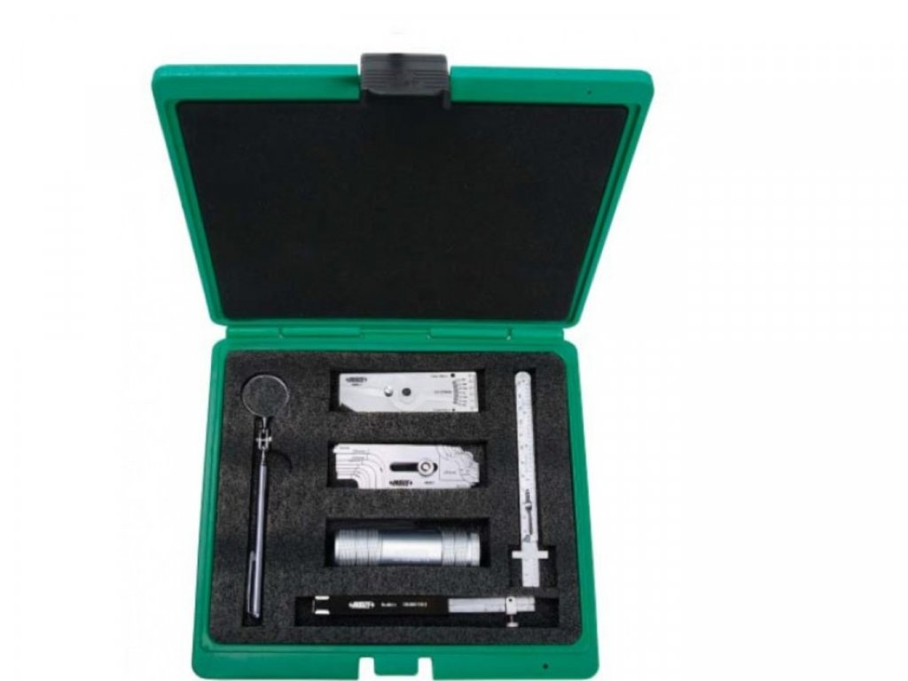 Insize-5064-6-részes-hegesztési-varratmérő-készlet