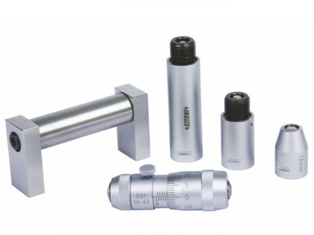 Csőmérő 2 pont mérő rudas belső mikrométer Insize