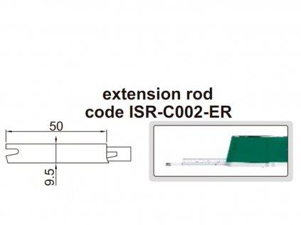 Insize-ISR-C002-ER-hosszabbító-rud-érdességmérőhöz