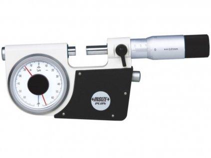 Insize-3333-25-mérőórás-mikrométer