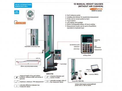 Insize-ISHH-V700-manuális-1D-magaságmérő