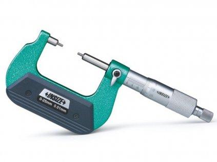 Insize-3233-25A-digitális-mikrométer