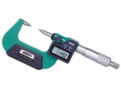 Insize 3530 25A digitális hegyesvégű mikrométer