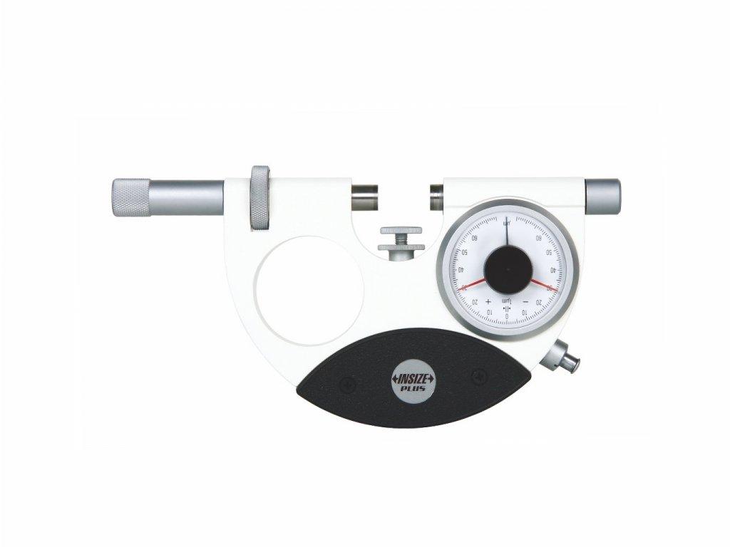 3335 25 Pasametr s rychlým měřením INSIZE 0 25 mm
