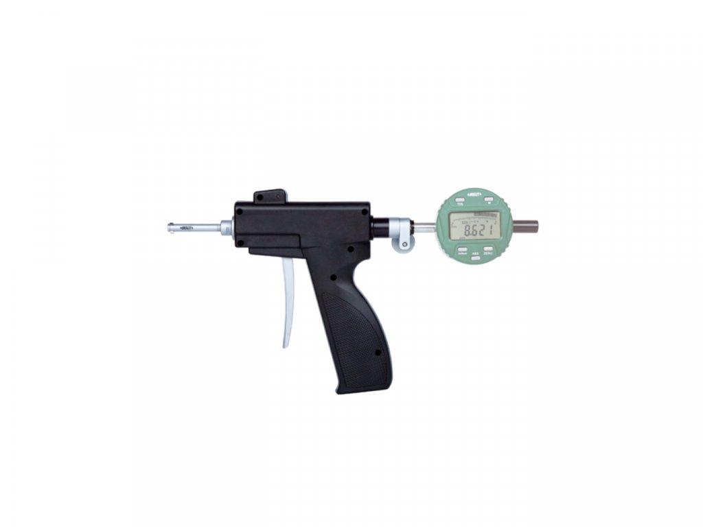 Pistolový třídotekový dutinoměr INSIZE 10 12 mm 2124 12