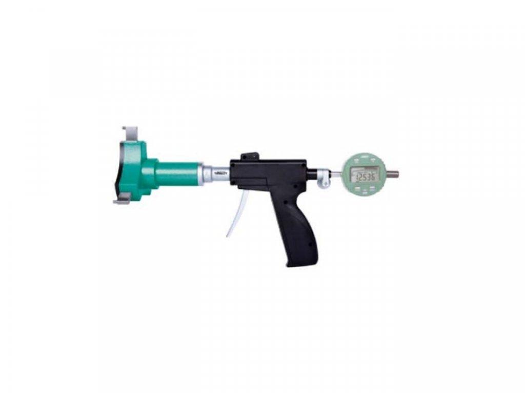 Pistolový třídotekový dutinoměr INSIZE 225 250 mm 2124 250
