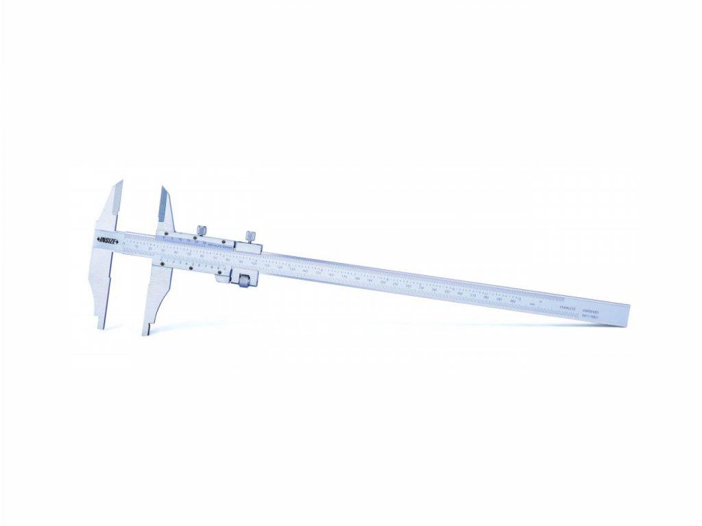 Posuvné měřítko 300 mm INSIZE s jemným nastavováním 1217 3001