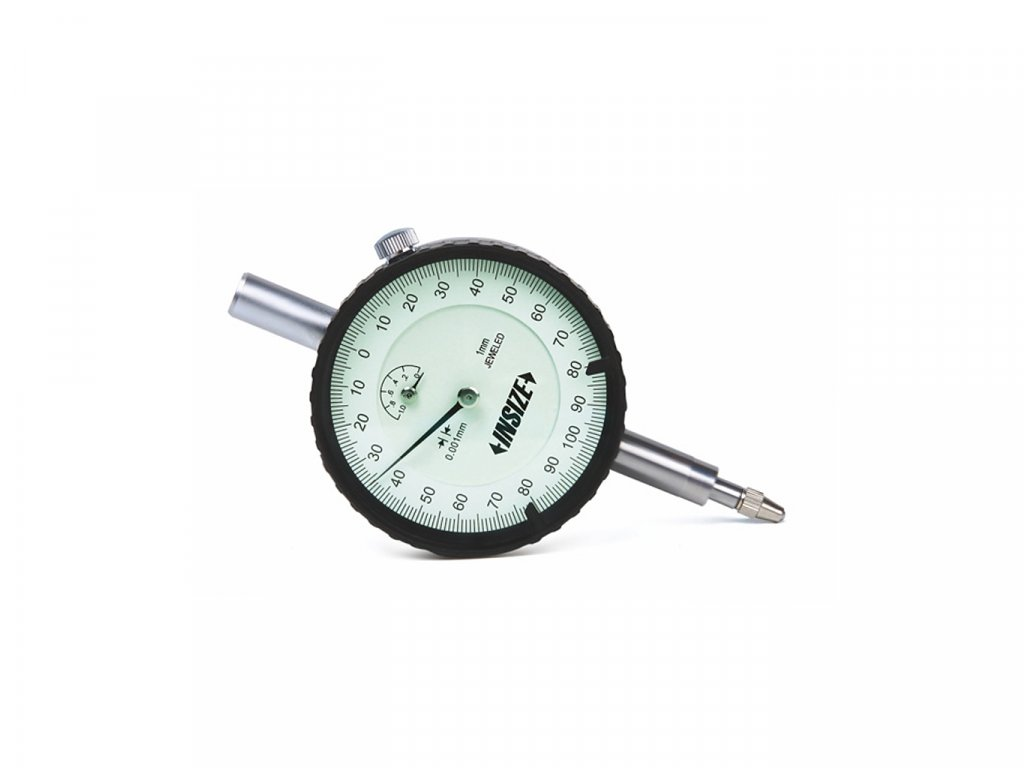 Přesný číselníkový úchylkoměr INSIZE 2 mm 2313 2fa