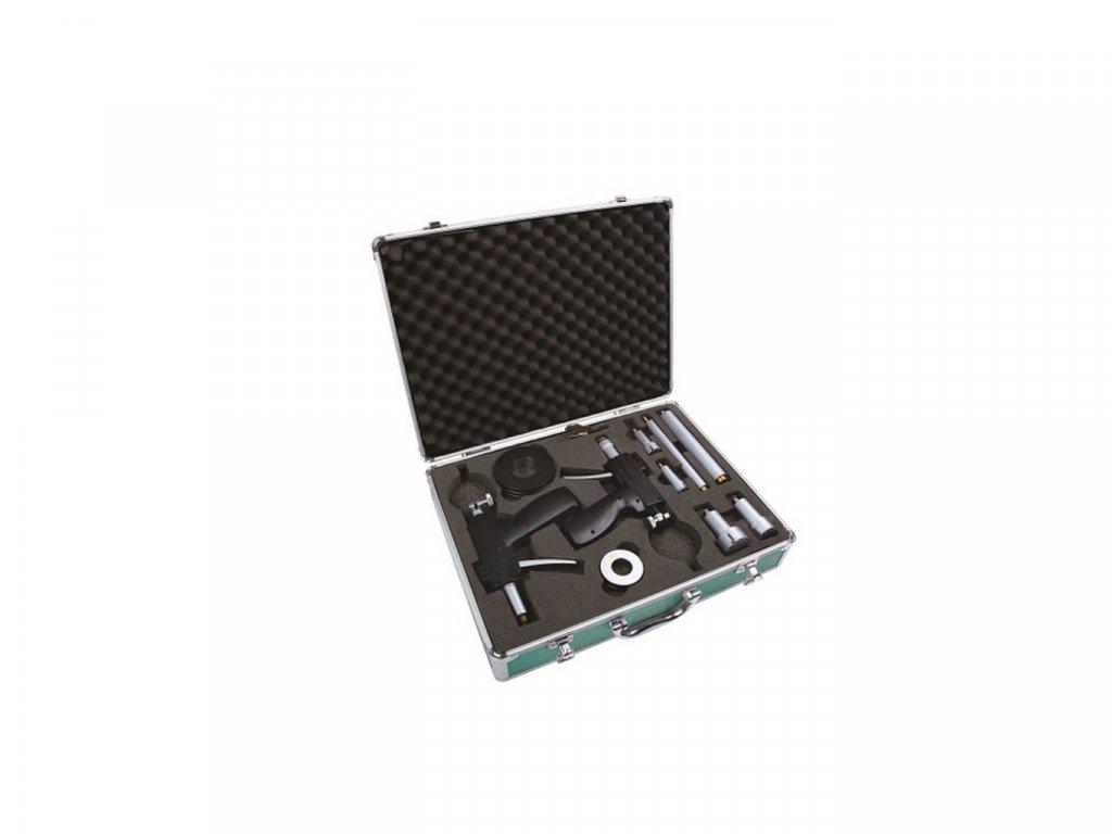 Sada pistolových třídotekových dutinoměrů INSIZE 50 100 mm 2124 S1004