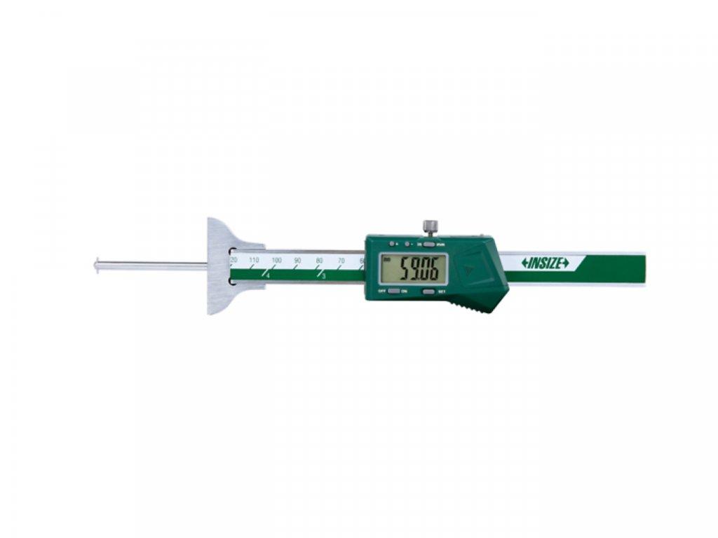 1148 100 insize digitalni hloubkomer s vymennymi doteky 1050 mm
