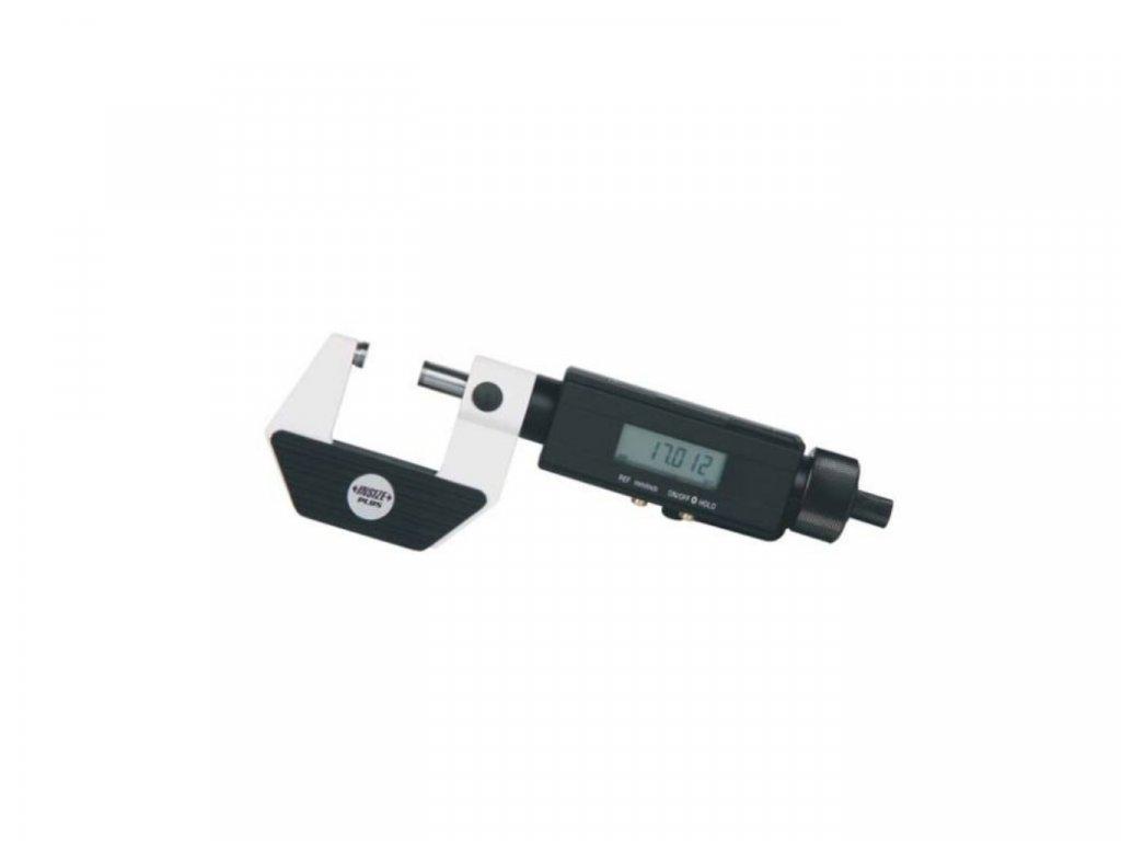 3632 25 digitalni mikrometr insize 25 mm neotaciva osa