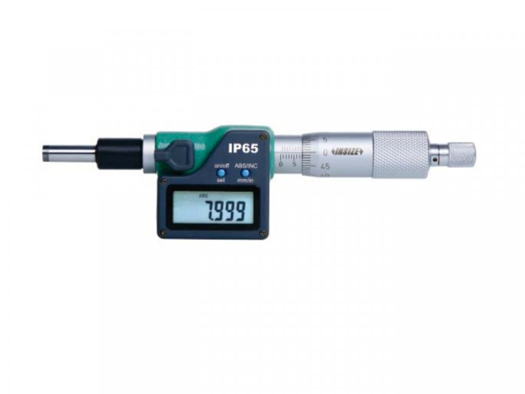 7001 digitalni mikrometricka hlavice insize 6353 25