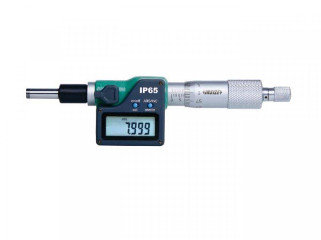 7007 digitalni mikrometricka hlavice insize 6353 25w