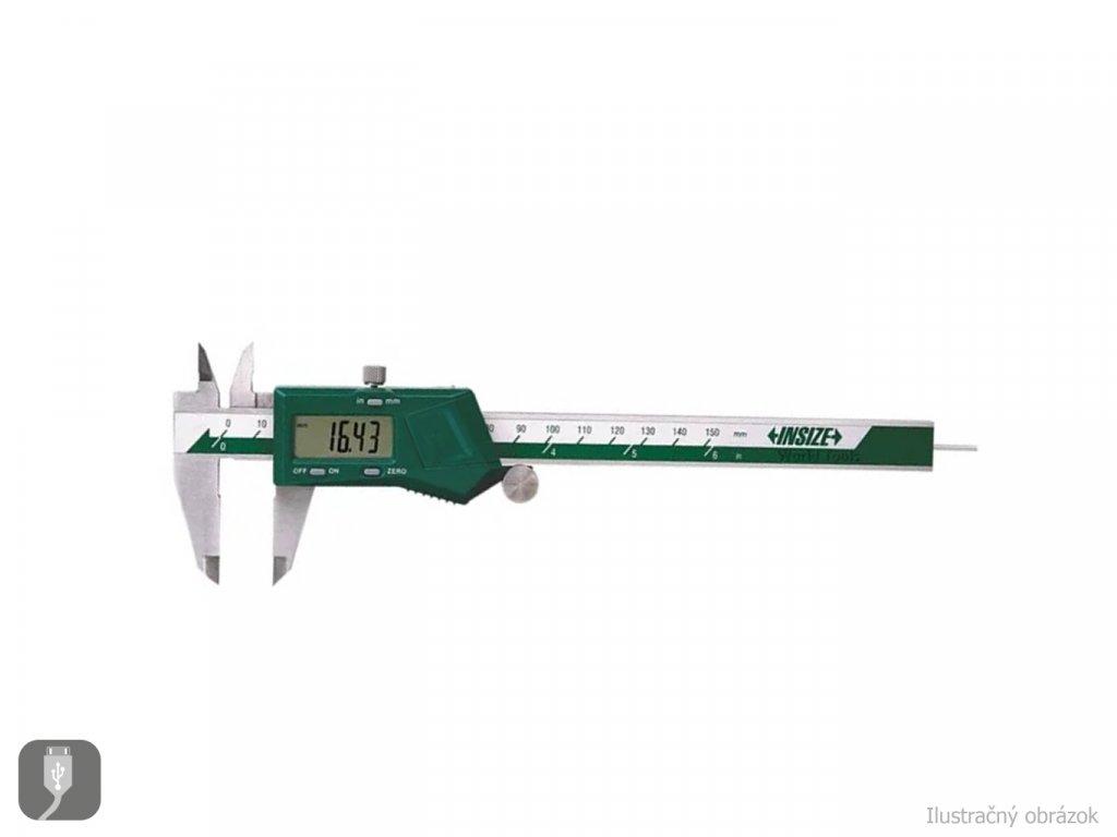 Digitální posuvné měřítko kruhový hloubkoměr 150 mm INSIZE 1119 150