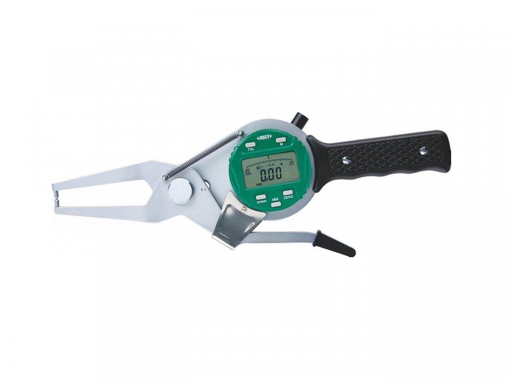 Digitální úchylkoměr s vnějšími rameny INSIZE 20 mm 2132 20