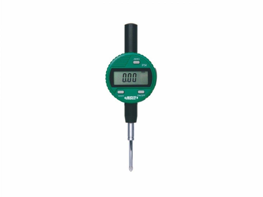 2115 251F Digitální úchylkoměr voděvzdorný Insize 25,4 mm1 0,001 mm