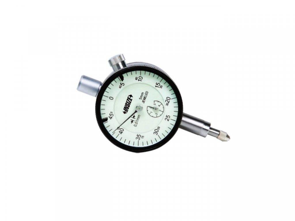Kompaktní číselníkový úchylkoměr 5 mm INSIZE 2311serie