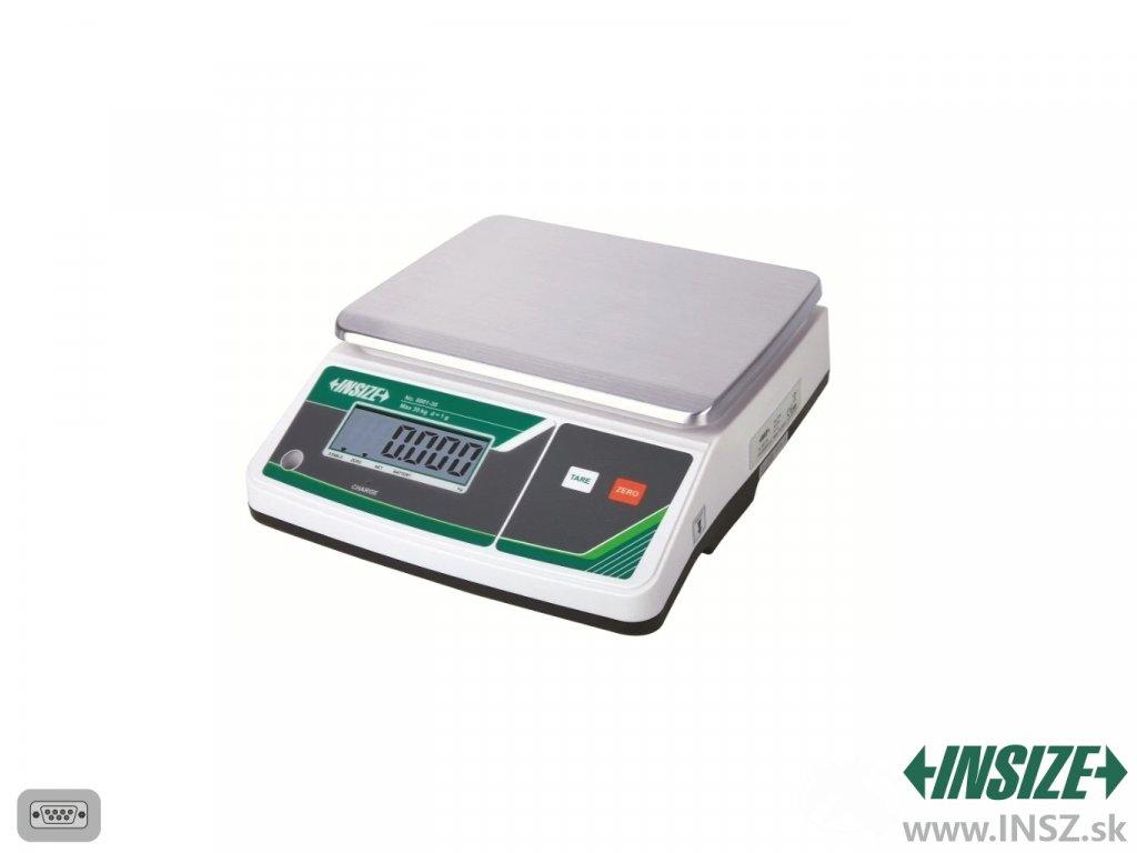 Kontrolní váha INSIZE 30 kg 8001- 30