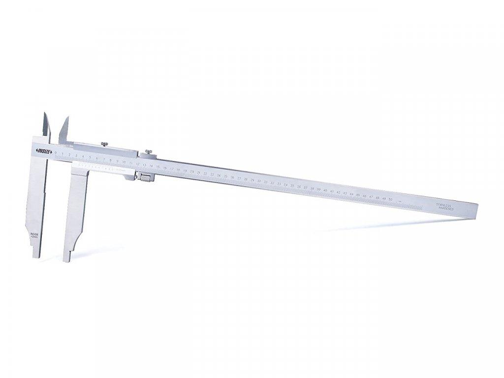 1236 614 Mechanické posuvné měřítko 600 mm (monolitní) Insize