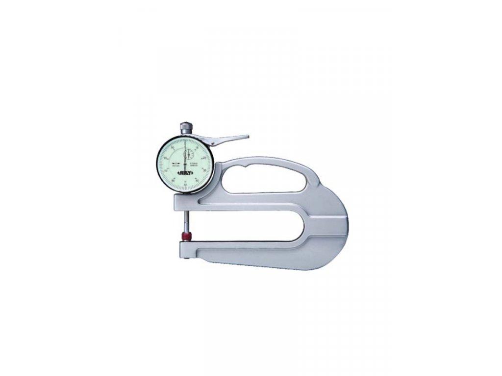 6750 mechanicky tloustkomer 0 20 mm insize typ b