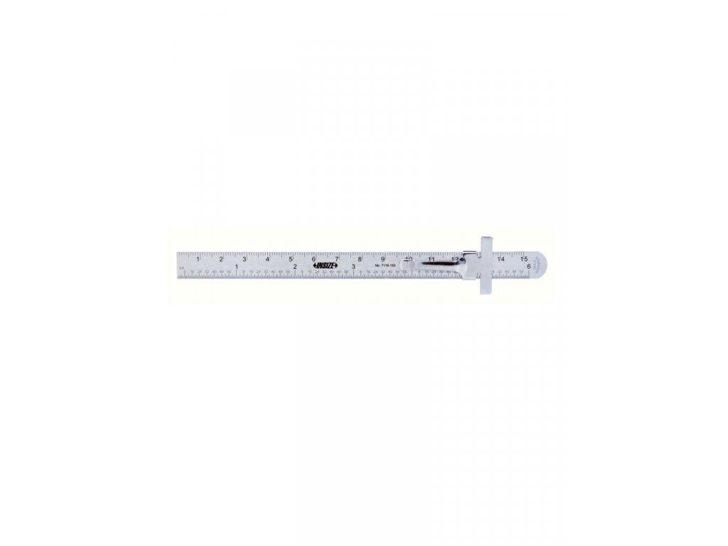 meritko-z-nerezove-oceli-150-mm-insize-s-posuvnou-sponou