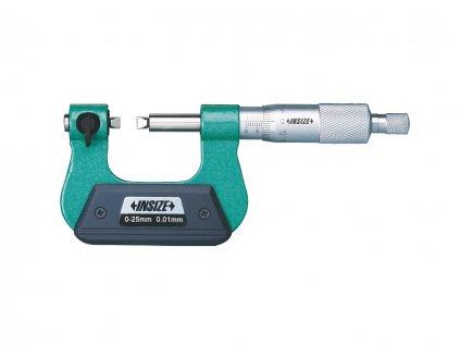 Třmenový mikrometr na závity INSIZE 50mm 3281 50