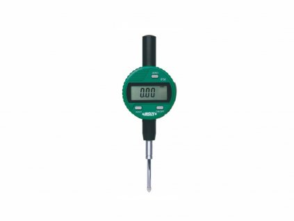 2115 25F Digitální úchylkoměr voděvzdorný Insize 25,4 mm 1 0,01 mm