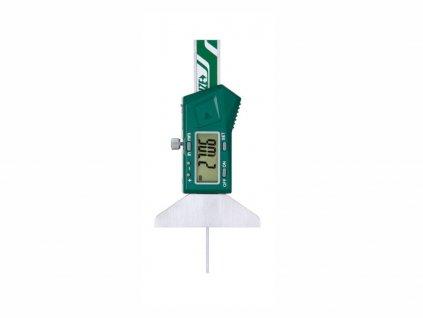 Mikrometrický digitální hloubkoměr INSIZE 25 mm 1140 25