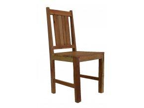 židle teak recykl