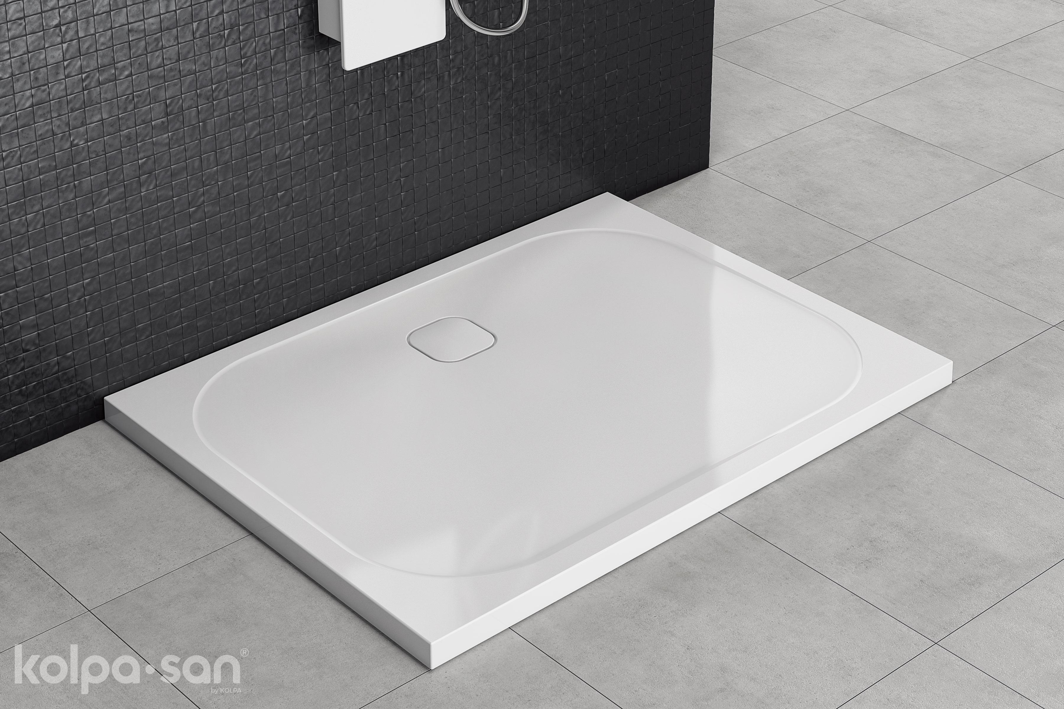 Vybavení koupelen pod značkou KOLPA-SAN