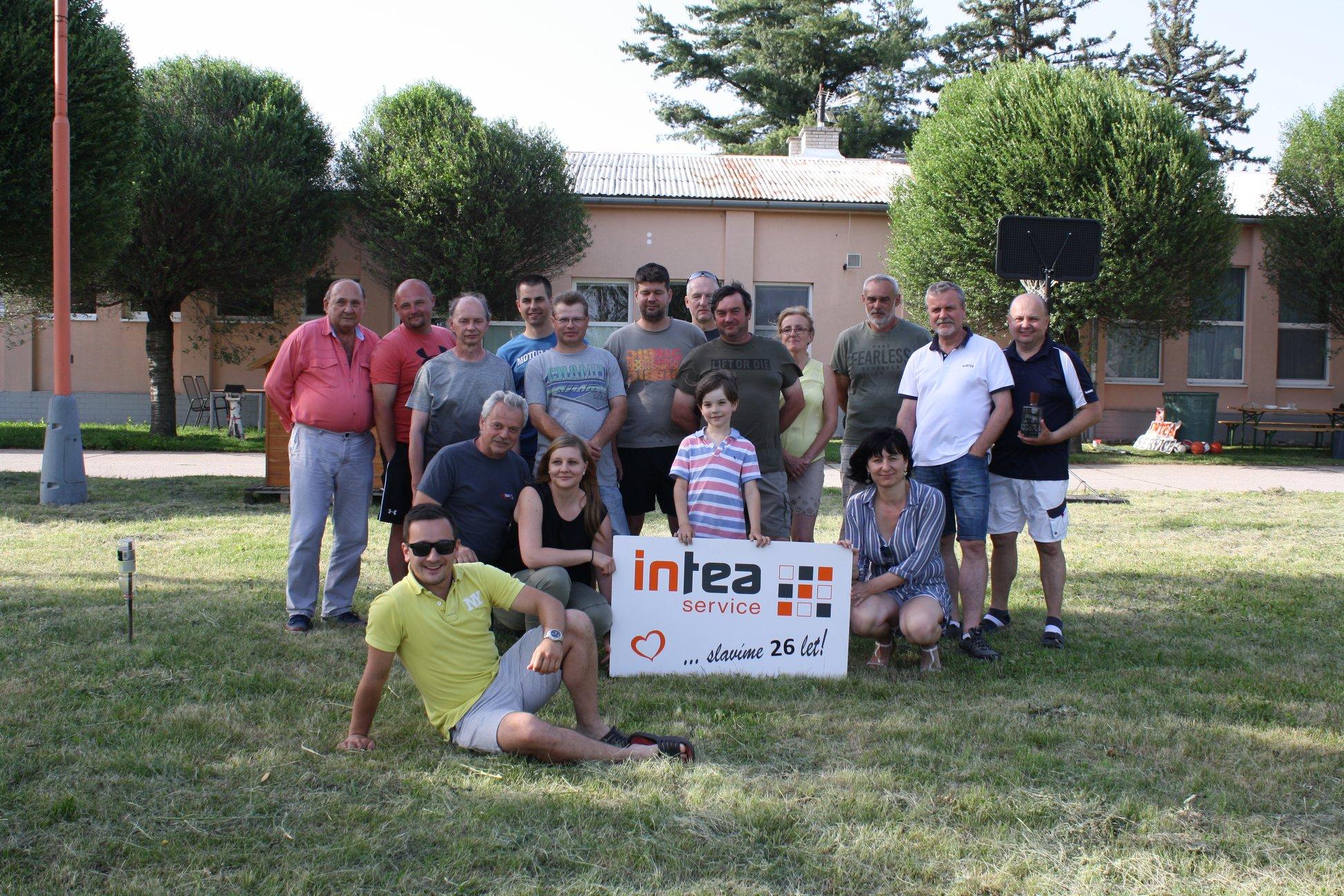 INTEA SERVICE s.r.o. - 26 let