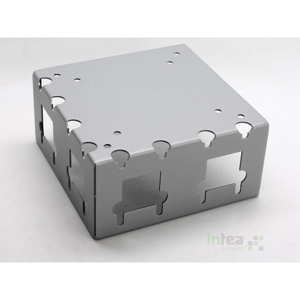 Destička nosná VOGA 190x190/90 mm st.R9006 art. 30879