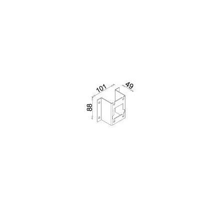 Nosník spojky VOGA  art. 30901