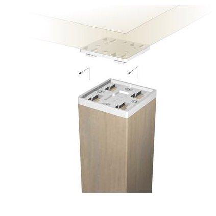 Samostatná stolová noha RUJZDESIGN NG 2116.2 / 715 mm