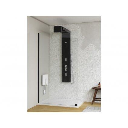 Kolpa-San sprchová stěna TS SKY BLACK