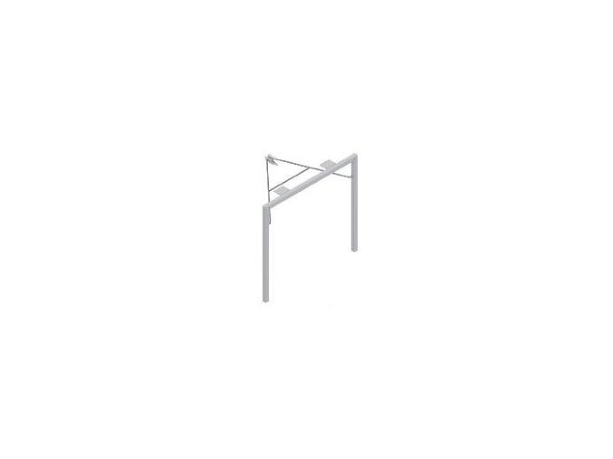 Samostatná stolová noha VOGA SKIP NEW art. 31269*