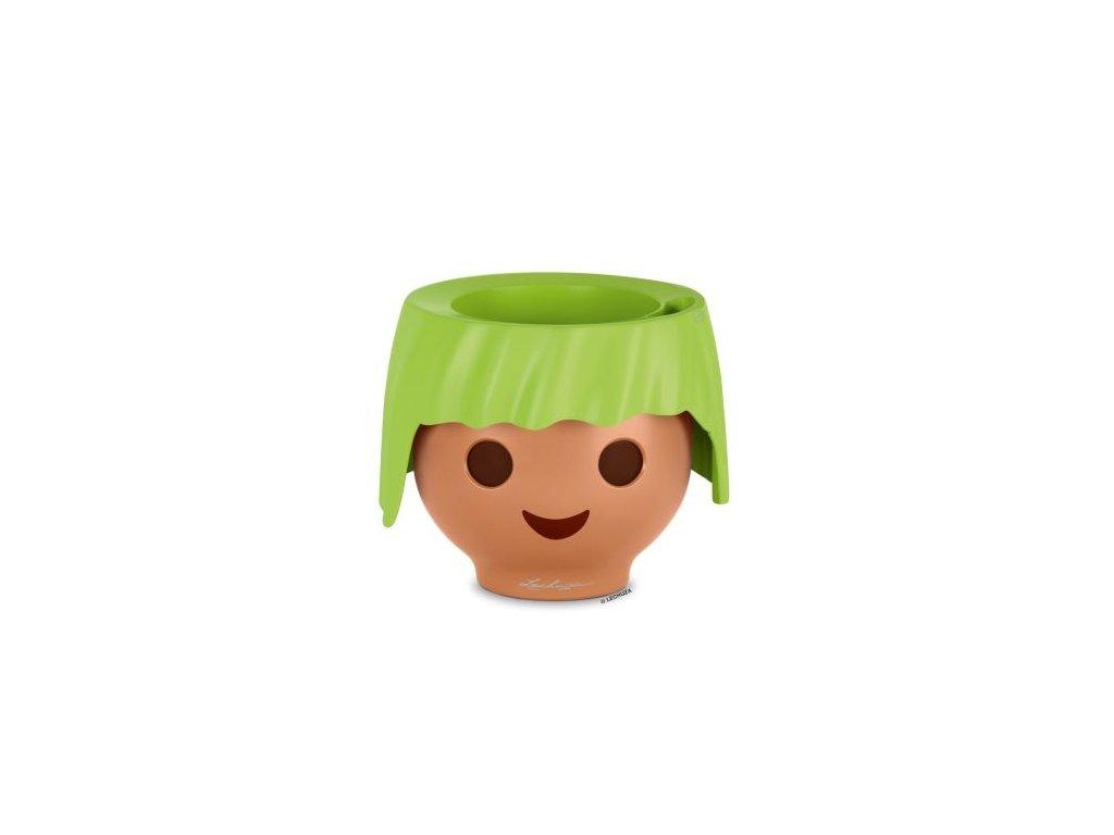 ojo zelena