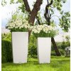 cubico cottage biela kvetinac lechuza