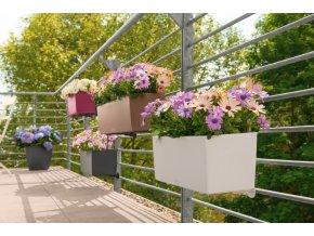 balconera color lechuza kvety