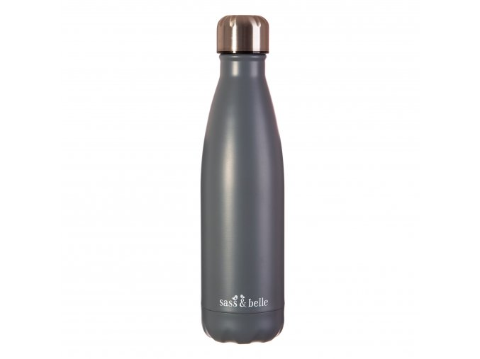 ANG047 A Stainless Steel Bottle Grey