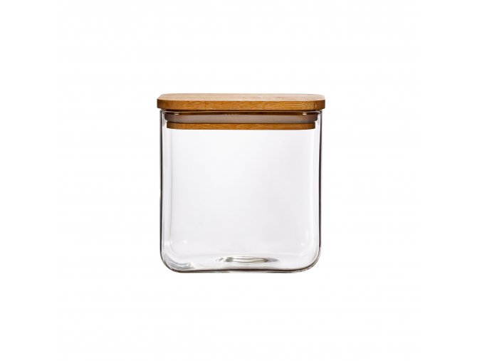TAI008 A Glass Storage Container Small