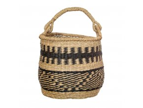 BASK041 A Seagrass Nomad Basket With Handle 1024x1024@2x