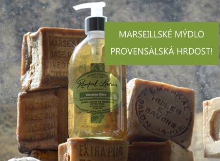 Marseillská kosmetika z Provence od De l´Art